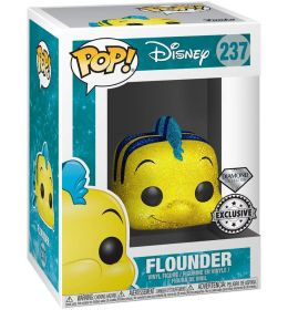 Funko POP Disney - Flounder Exclusive Diamond Glitter