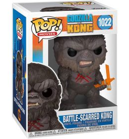 Funko POP Godzilla vs Kong - Battle Worn Kong