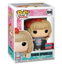 Funko POP NYCC 2020 - How I Met Your Mother Robin Sparkles