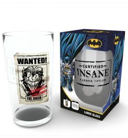 DC Comics The Joker Insane