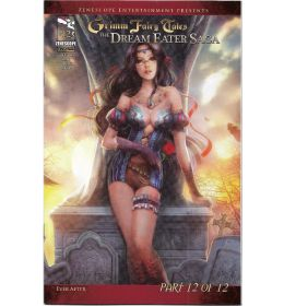 GRIMM FAIRY TALES THE DREAM EATER SAGA 2011 12A