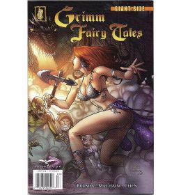 GRIMM FAIRY TALES GIANT SIZE (2005) #1