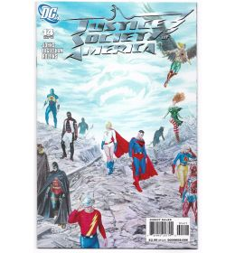 JUSTICE SOCIETY OF AMERICA (2008) #14