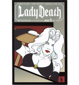 LADY DEATH (BOUNDLESS) (2010) #5B