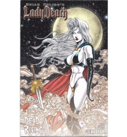 LADY DEATH: DEAD RISING - PREVIEW (2009) #1E