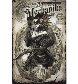 LADY MECHANIKA (2010) #3B