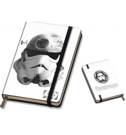 Star Wars Episode VII notebook A5 Stormtrooper