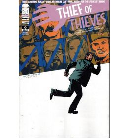 Thief of Thieves (2012) #6 2nd Printing